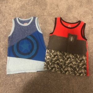 Other - 3 pairs of boys tank tops